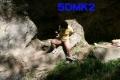 洋子、山ん中でお股を