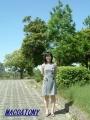 公園撮影と制服H・・・②
