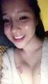 どことなく川○麻○子さんに似た印象の可愛いお姉様が自分でお●んこをくぱぁして広げて魅せてくれる超絶自撮り作